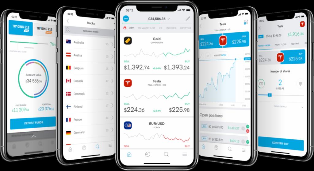 Trading App Erfahrungen